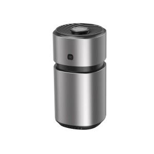 Basues Suxun-wf0s Breeze Fan Air Freshener For Vehicles - Silver