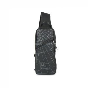 Urban Le 55-gb#00160-spider Sling Bag - Sliver