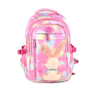 Li Bang Da Fashion 9887 18l School Backpack (pink)