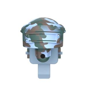 Baseus Gmga03-a03 Level 3 Helmet Pubg Gadget Ga03 Camouflage (blue)