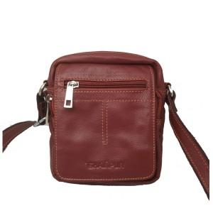 Leather Side Bag - Sn-b11
