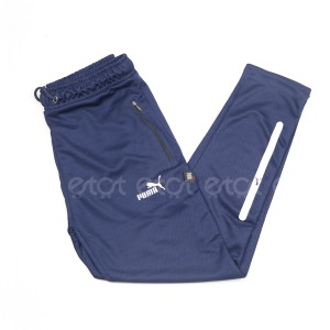 Exclusive Stylish And Fashionable Mesh Fabric Narrow Fit Trouser For Men (navy Blue)