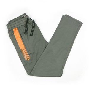 Exclusive Stylish And Fashionable China Interlock Fabric Narrow Fit Trouser For Men (grey)