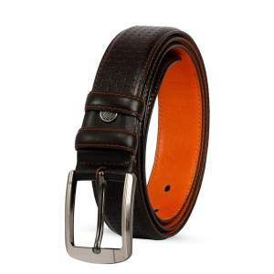Corium Crm304 Gents Formal Belt (brown)