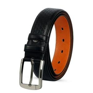 Corium Crm304 Gents Formal Belt (black)