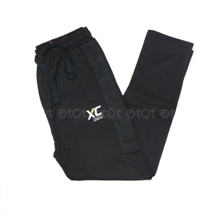 Exclusive Stylish And Fashionable China Interlock Fabric Xc Slim Fit Trouser For Men (black)