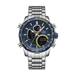 Naviforce Nf9182sbu Digital Analog Watch For Men