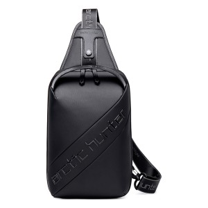 Arctic Hunter Xb00121 Fashion Messenger Water Repellent Stylish And Professional Crossbody Shoulder Bags (black)