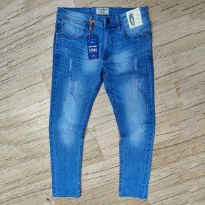 Ttd Stylish Fashionable And Comfortable Stretchable Jeans Pant For Men (blue)